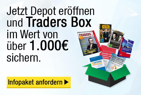 Die Traders Box von LYNX Broker