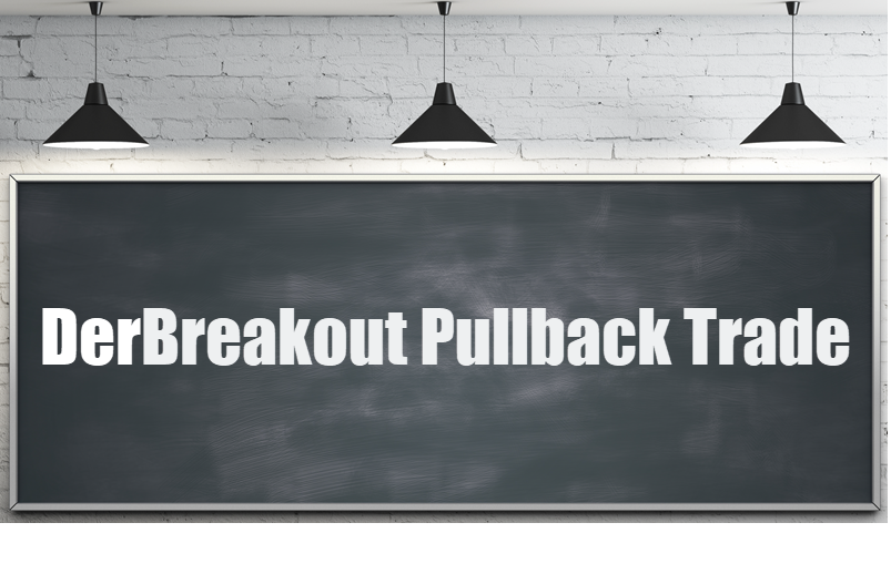 Breakout Pullback Strategie