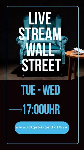 Live Stream Wall Street