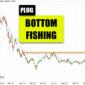 Akitenchart Plug Power mit Bottomfishing-Setup